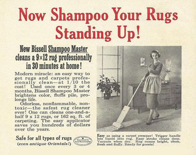 BISSELL Shampoo Master